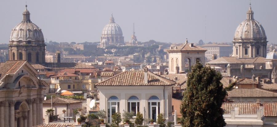 Terrazza Caffarelli Rome Giovannozzi Marmi